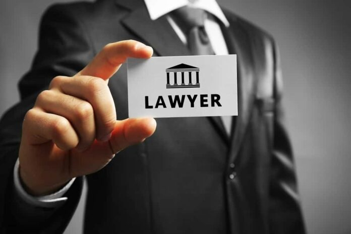 Application for appointment of a lawyer