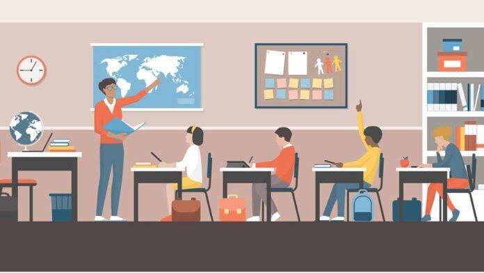 public education teacher
