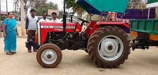 Mahindra vehicle auction of Ambedkar Development Corporation