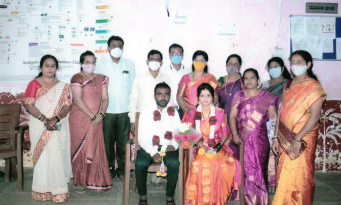 Maitreyi and Ashish marriage photos