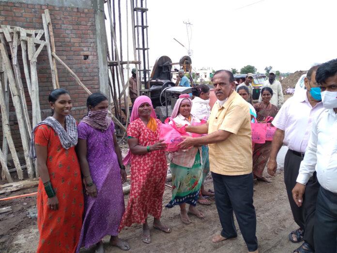 Surksha Kit Distribute