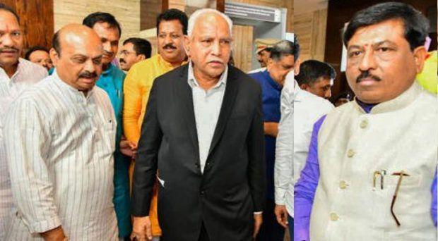 274 Election, Bengaluru Urban, Karnataka Districts