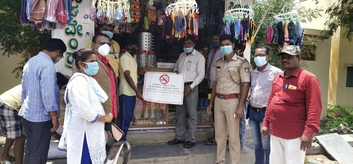Attack by tobacco control team 16 cases registered