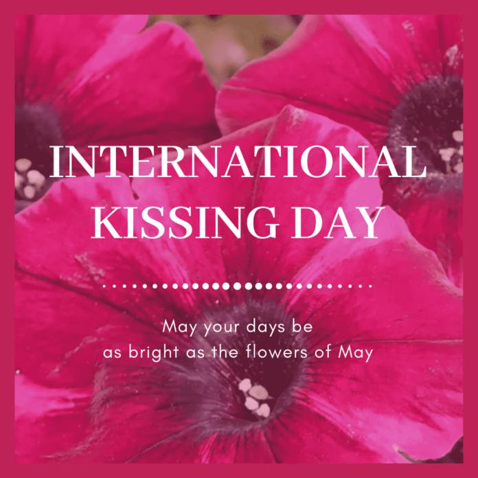 International kissing day